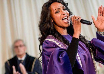 gospel-zangeres